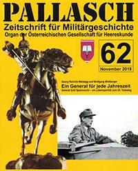 Titelseite Zeitschrift für Militärgeschichte