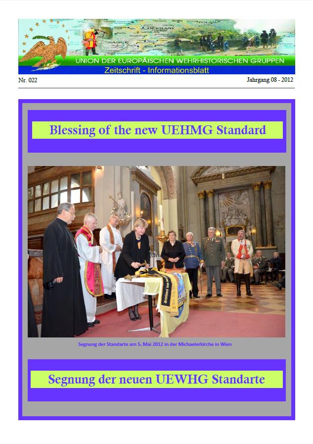 Journal 22 von 2012